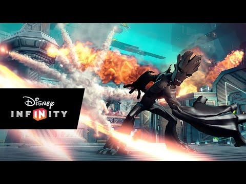 Disney Infinity: Marvel Super Heroes (2.0 Edition) - Groot Spotlight