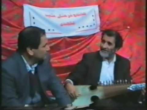 TV Bachtar Berlin Afghani Music Rabab Naghma  Interview Ustad Rahim Khushnawaz