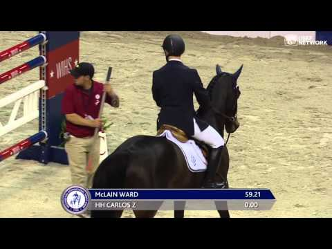 McLain Ward Wins 2014 President's Cup