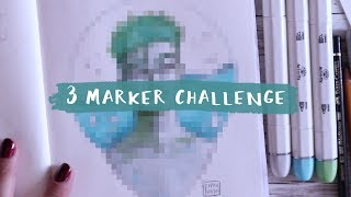Another 3 Marker Challenge!