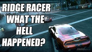 What The Hell Happened To Ridge Racer?