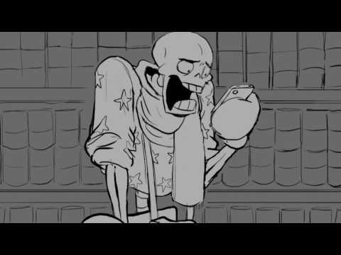 Undertale-прикол магазин супов