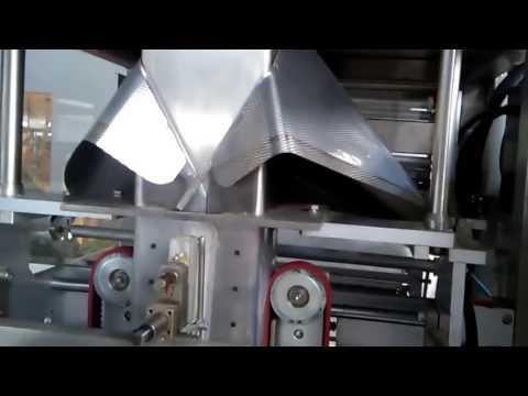 Линия автоматической упаковки соли и групповой упаковки пакетов