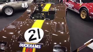 best vintage cars racing rally collection Chevron ferrari 308 gtb Bugatti type 50 HD & 4K