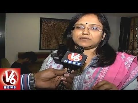 Election Commission to Condect VVPAT Training to Telangana Employees   V6 News