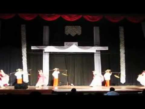 Ulmc 2011 - Philippine Folk Dance - Con - Regatones video