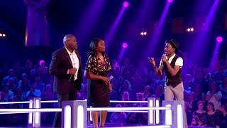 Joyful Soundz Vs Newtion Matthews - Battle Performance: The Voice UK 2015 - BBC One