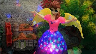 Cute Dancing Princess Toy With Light & Music | Dancing Doll Toys For Kids