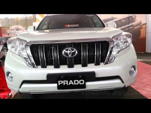 2015 Toyota Prado Txl 2015 al 2016 precio ficha tecnica Caracteristicas Colombia