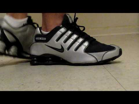 NIKE SHOX NZ V.S NIKE SHOX EXPLODINE LASER  CRUSH MONSTER....  HD