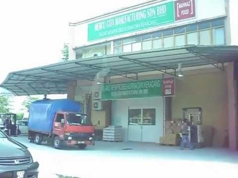 Mercu Cita Manufacturing Sdn Bhd | Kilang Memproses Kurma & Kekacang | Tel: (603) 5191 7402