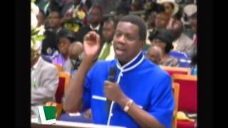Pastor E.A. Adeboye (DADDY GO) Ministration - OCTOBER 2014 HOLY GHOST SERVICE