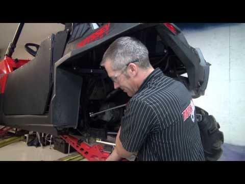 Polaris RZR 900XP SLP Clutch Kit install. primary and secondary!  PowerModz!