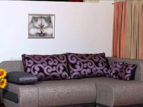 Видео как выбрать угловой диван