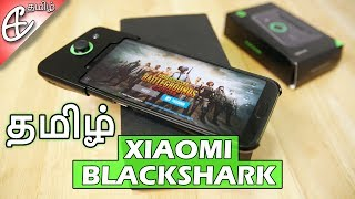 Xiaomi Black Shark Gaming Smartphone – Unboxing!