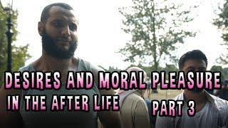 Video: Heavenly sin will be substituted with superior laws of nature, morals and ethics - Mohammed Hijab vs Philosopher Alex 3/3
