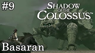 Detonado de Shadow of the Colossus (PS2) - (Level Hard) - Parte 9 - Basaran