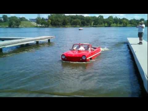 Anfibios amphibious vehicles amphicar car 770-1961-1968 A true Survivor