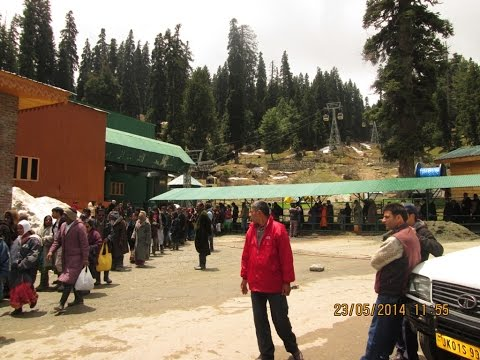 Gulmarg Tour Tips - Avoiding Extreem Long Queue At Gondola - Kashmir Tourism