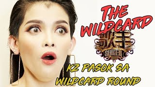 KZ PASOK SA WILCARD ROUND NG SINGER 2018!! GRANDFINALS AND WILD CARD NEWS!!