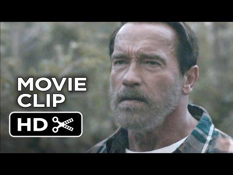 Maggie Movie CLIP - Zombies (2015) - Arnold Schwarzenegger, Abigail Breslin Movie HD