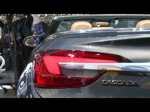 2013 Geneva Auto Show Premieres Part 1