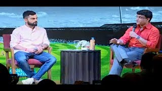Exclusive: Virat Kohli & Sourav Ganguly At Boria's Book Launch   Sports Tak