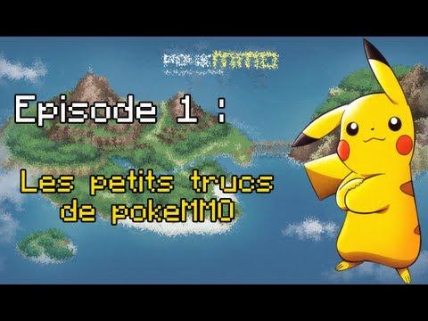 [Tuto pokeMMO] Episode 1 — Les petits trucs de PokeMMO