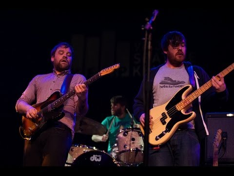 Frightened Rabbit - The Woodpile (Live @ KEXP, 2013)