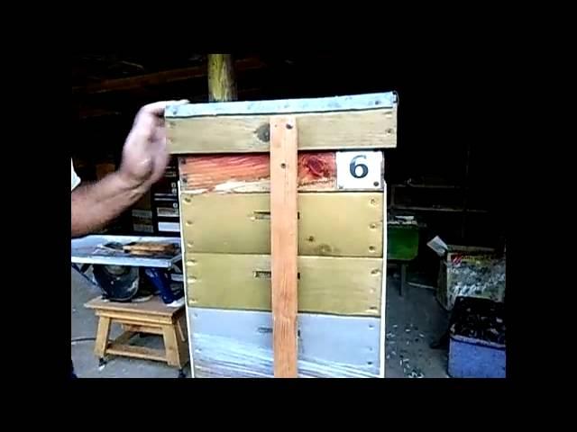 Рамки для альпийского улья своими руками 54