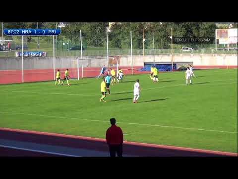 Sestřih přípravného zápasu FCHK - 1. FK Příbram