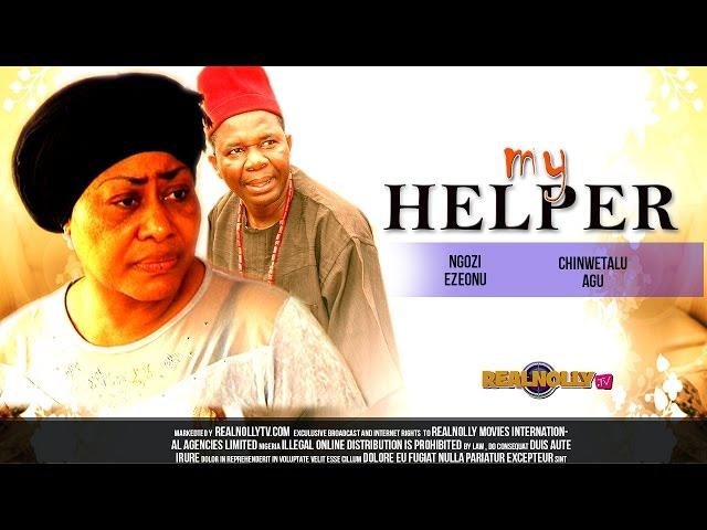 2014 Latest Nigerian Nollywood Movies - My Helper 1
