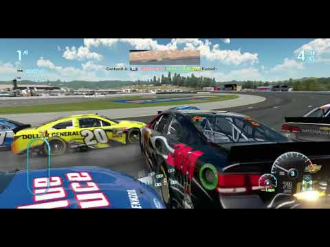 NASCAR The Game 2013 NEW HAMPSHIRE CHASE SEASON3
