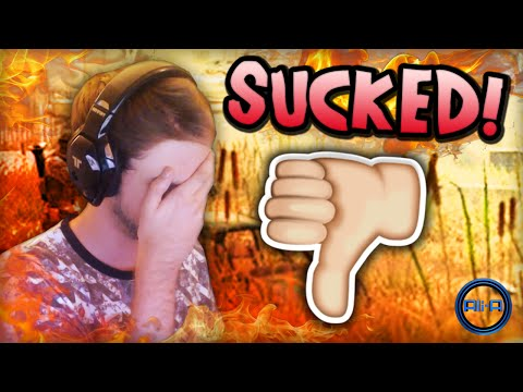 I SUCKED! - Call of Duty 4 (Modern Warfare) - w/ Ali-A
