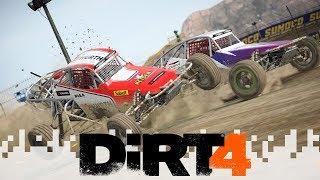 DIRT 4 Multiplayer - Land Rush Qualifying