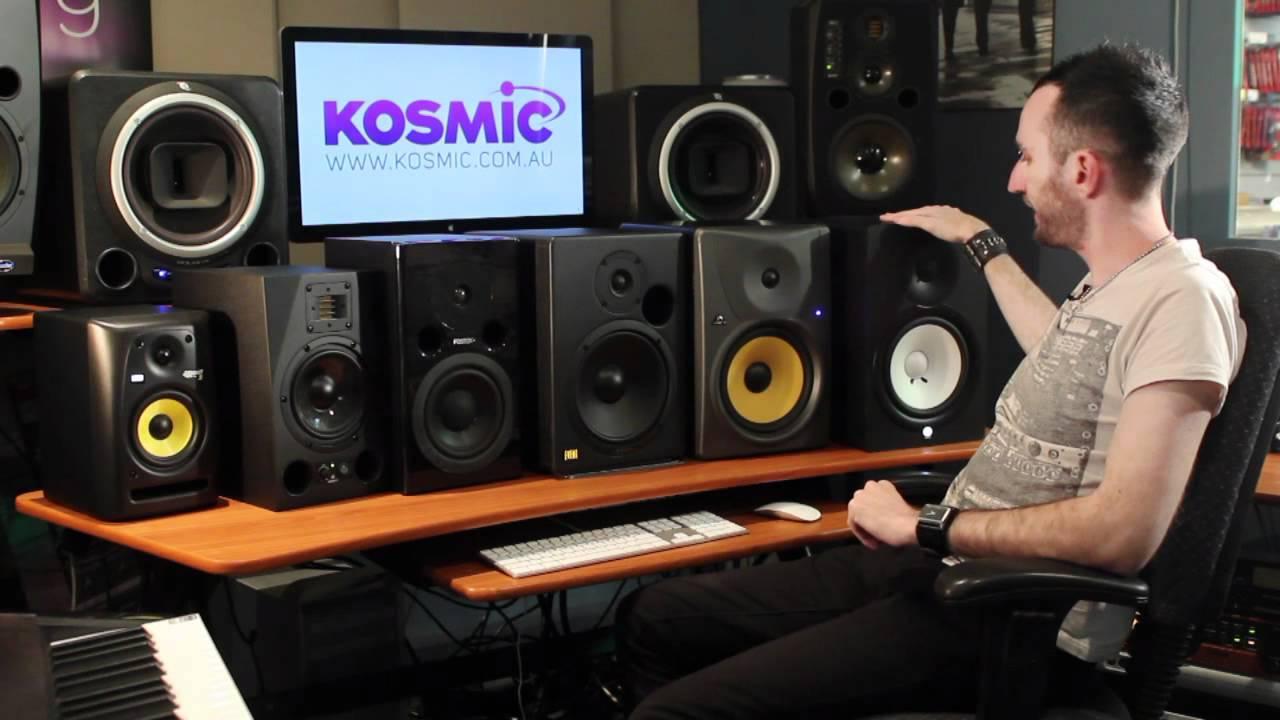 Rocket Studio Monitors Studio Monitor Speaker