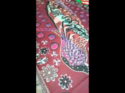 The Needle Punjabi Boutique's Designer Stoles