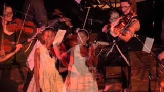 Maya Masaoka & the Porta Caeli Chamber Players - Mozart Violin Concerto No.3 K.216 Mvt. III