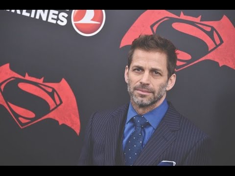 Zack Snyder, Batman Rape, and Affleck Helping on Justice League - #CUPodcast