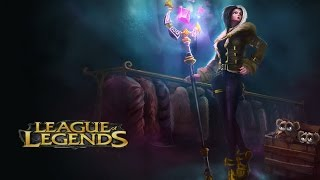 League of Legends Arkadaşlarla Normal Oyun #1 LeBlanc