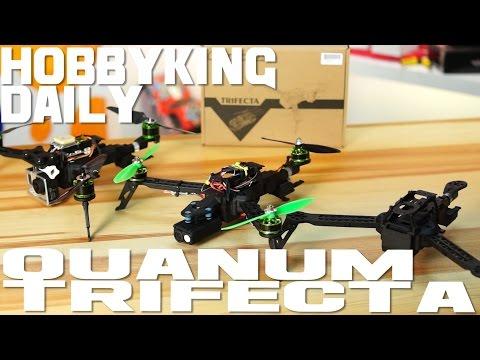 Quanum Trifecta Tricopter - HobbyKing Daily