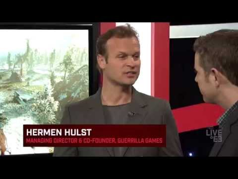 E3 2015: Interview with Hermen Hulst, Guerilla on Horizon: Zero Dawn