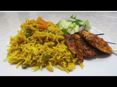 Spicy Rice Recipe | Indian Cooking Recipes | Cook with Anisa | One Day in the Haram Film