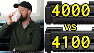 Canon PRO-4100 - Should I Upgrade? New imagePROGRAF Printers | Print Shop Talk