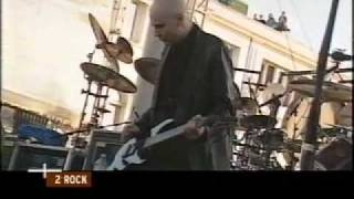 Smashing Pumpkins - bullet with butterfly wings  live in Hamburg 1999.