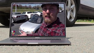 Local man finds fame on YouTube with car reviews