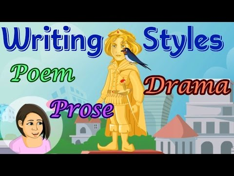 Forms of Writing: Poem, Drama & Prose - Differences, Fun & Educational Activities for Children