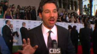 PCA Red Carpet Interview - Al Madrigal