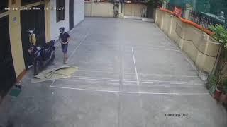 trộm xe HQV 1