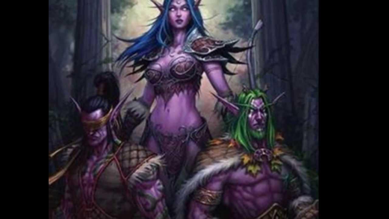 Night elf abuse story sexy comics